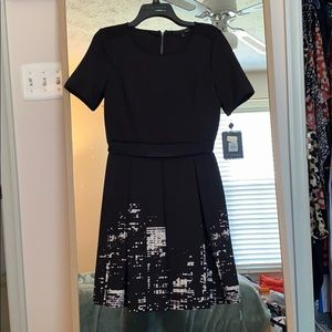 Elie Tahari city dress